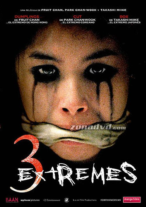 Three... Extremes movie