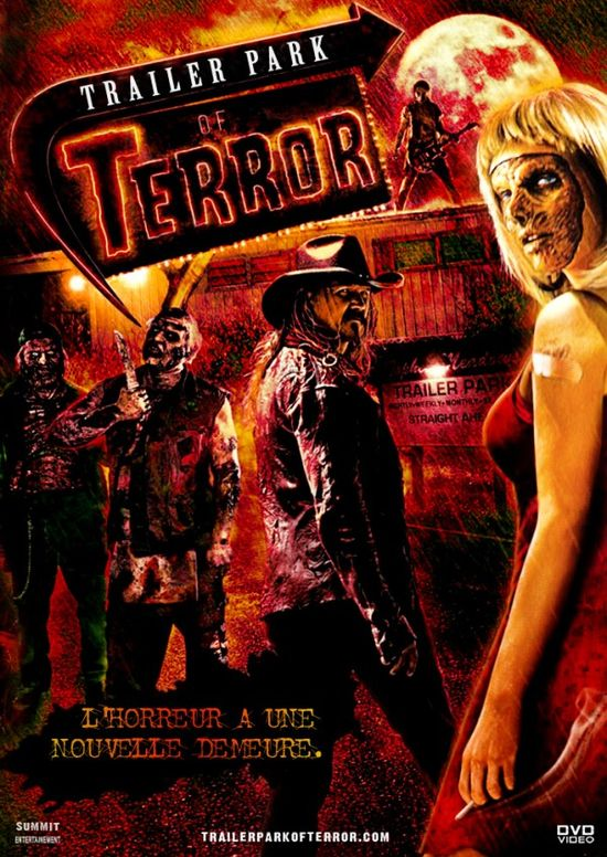Trailer Park of Terror movie