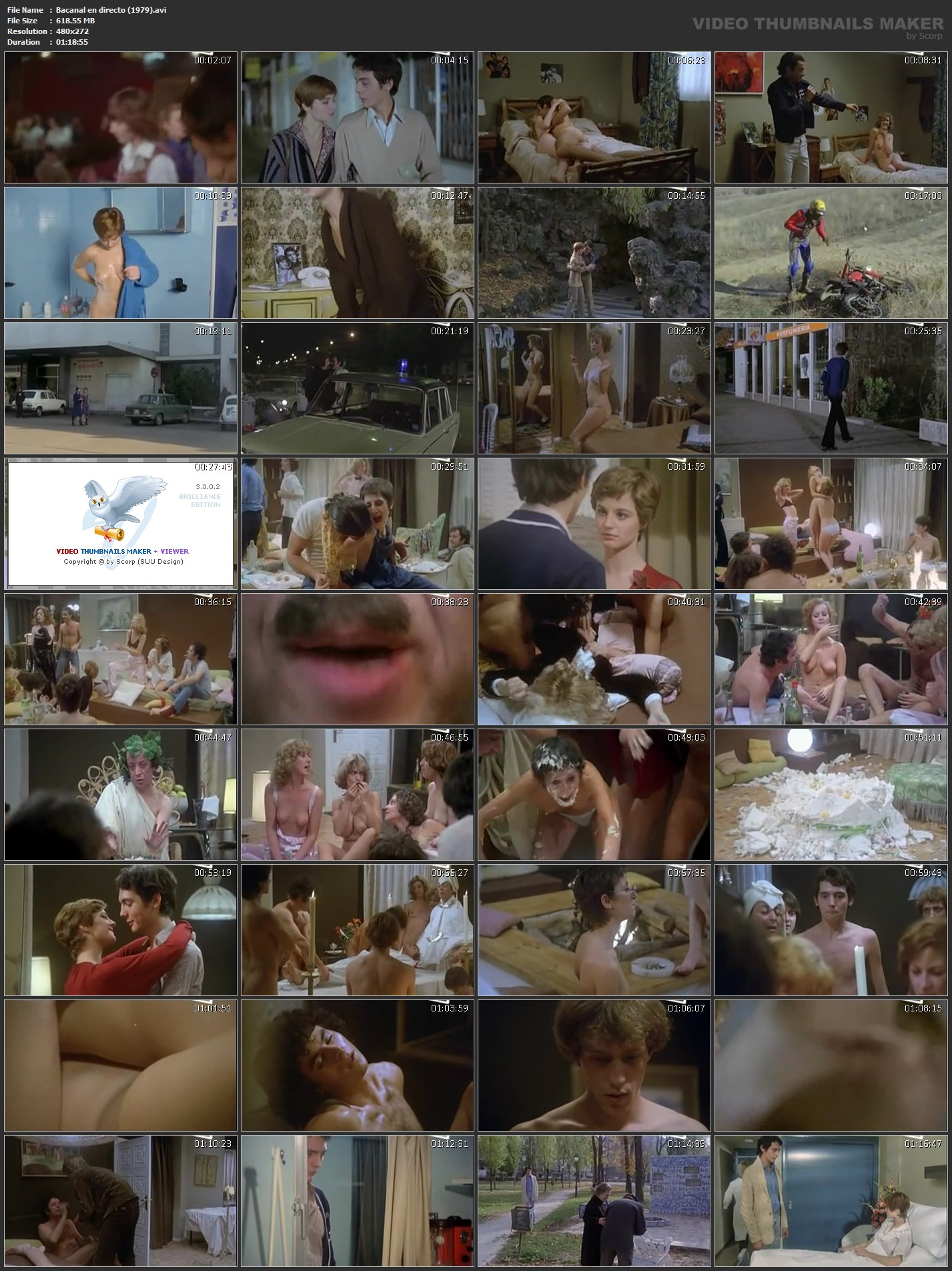 Bacanal en directo 1979 - 5 2