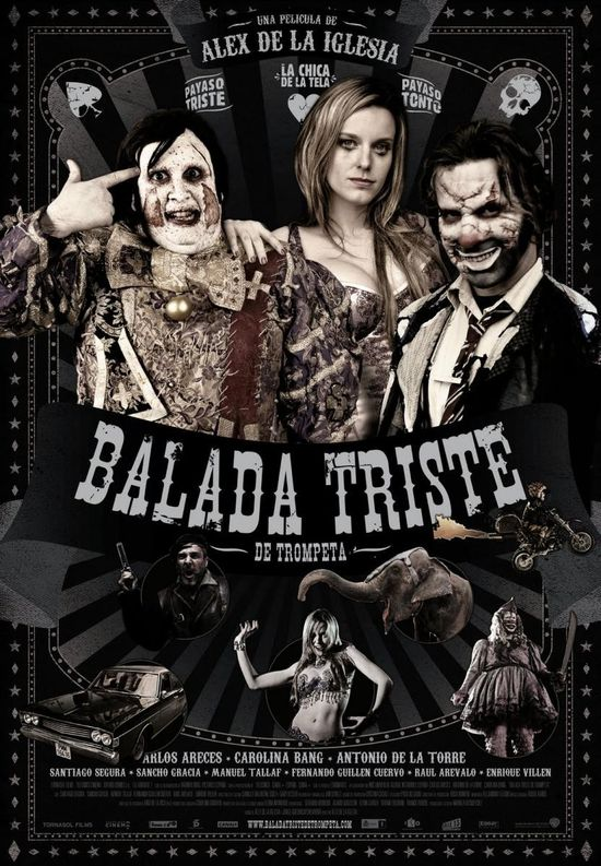 Balada triste de trompeta movie