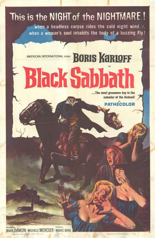 Black Sabbath movie