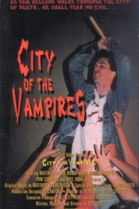 City of the Vampires