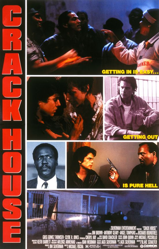 Crack House movie