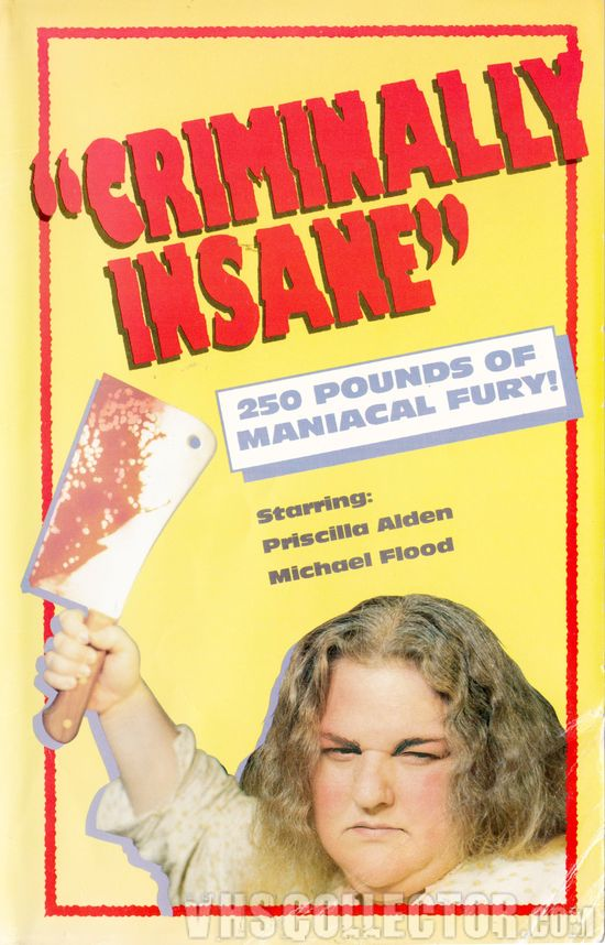Criminally Insane movie