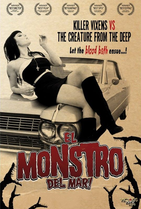Monstro! movie