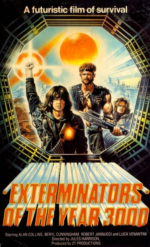 Exterminators of the Year 3000 movie