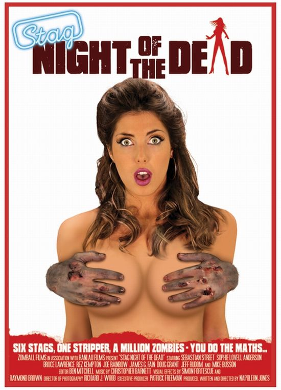 Stag Night of the Dead movie