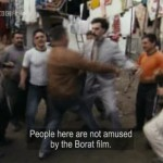 When Borat Came to Town movie