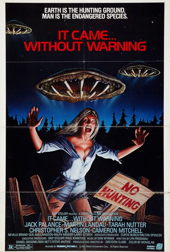 Without Warning movie