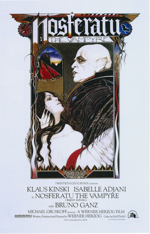 Nosferatu the Vampyre movie