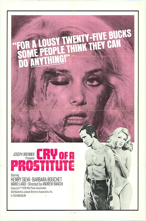 Cry of a Prostitute movie