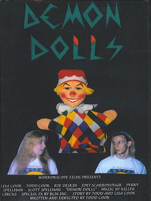 Demon Dolls movie