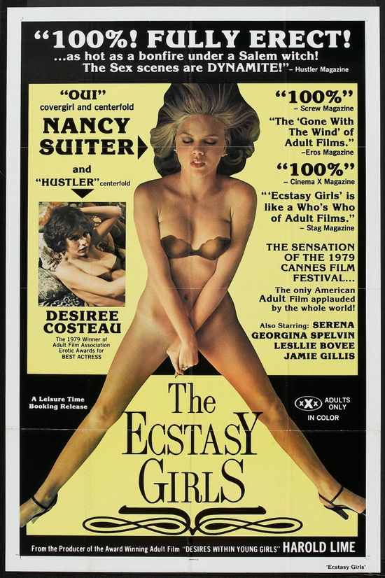 The Ecstasy Girls movie