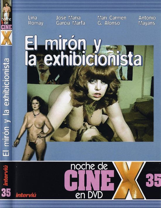 El mirón y la exhibicionista movie