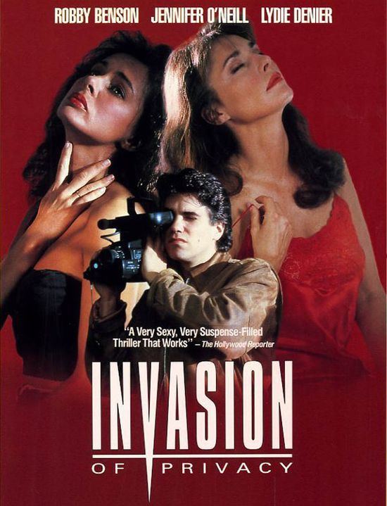 Invasion of Privacy movie