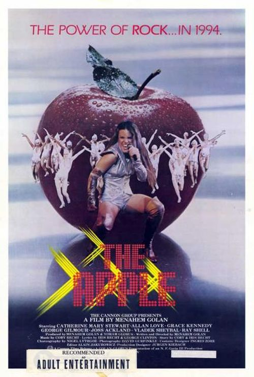 The Apple movie