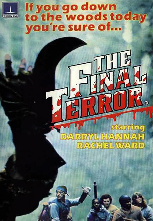 The Final Terror movie