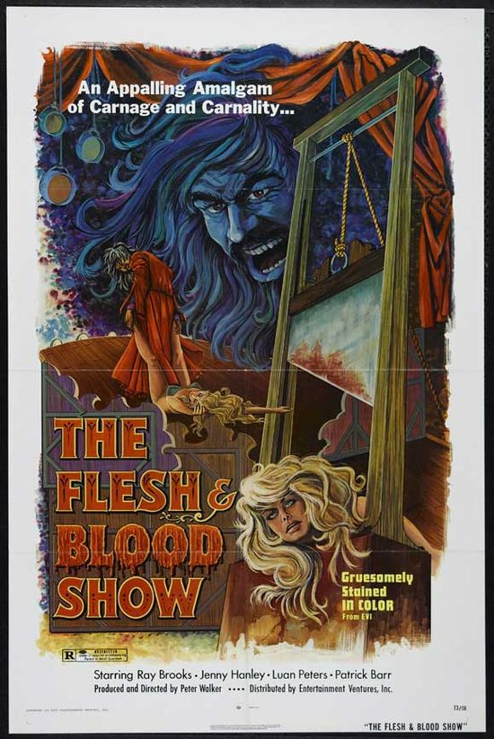 The Flesh and Blood Show movie