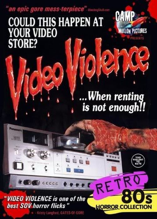 Video Violence... When Renting Is Not Enough movie