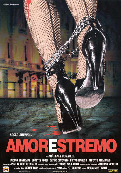 Amorestremo movie