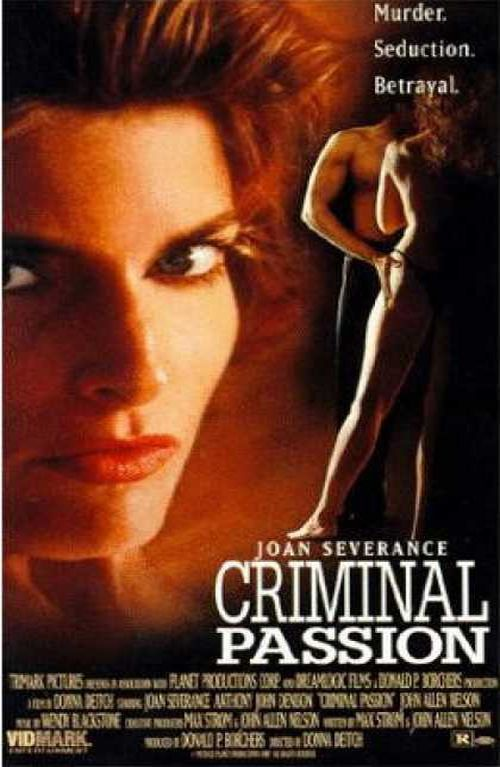Criminal Passion movie