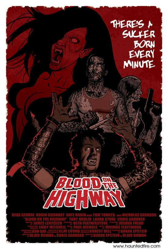 Blood on the Highway movie