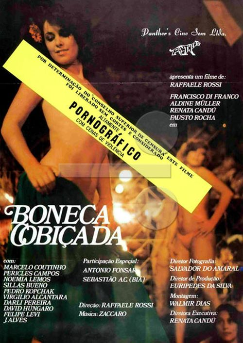 Boneca Cobicada movie