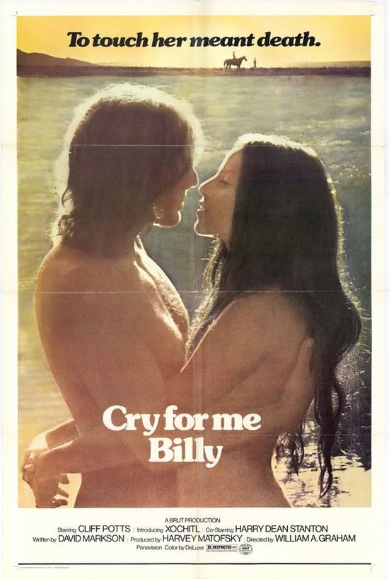 Cry for Me, Billy movie