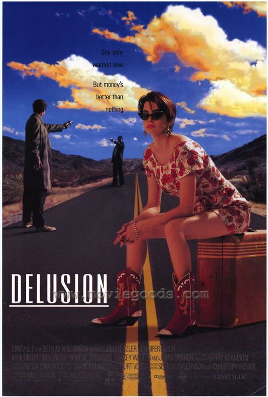 Delusion movie