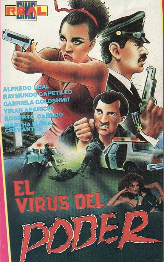 El virus del poder movie
