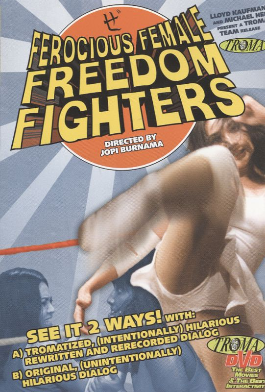 Ferocious Female Freedom Fighters movie