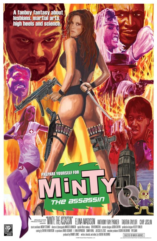 Minty: The Assassin movie