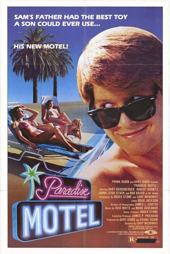 Paradise Motel movie