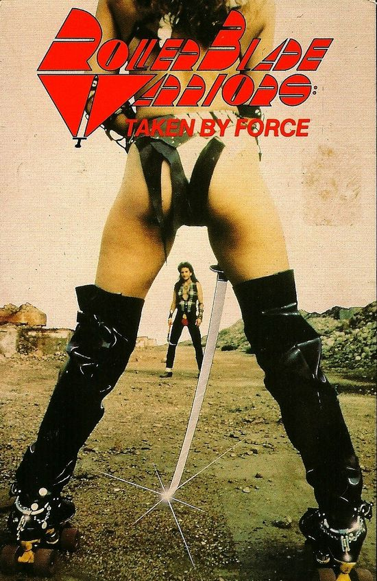 Roller Blade Warriors:Taken by Force movie