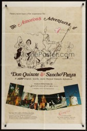 The Amorous Adventures of Don Quixote and Sancho Panza