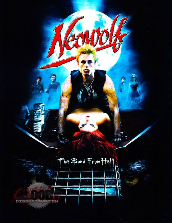 The Band From Hell movie