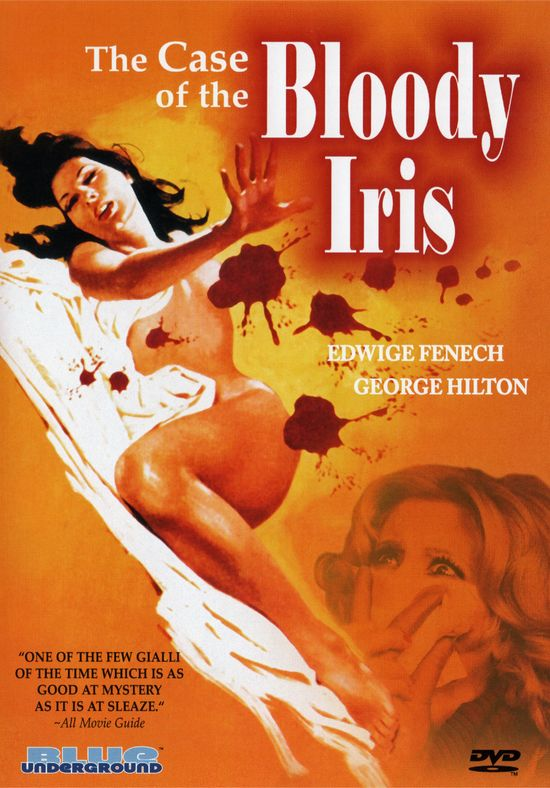 The Case Of The Bloody Iris movie