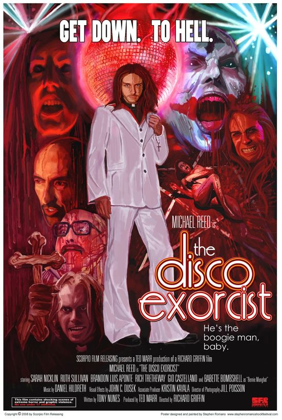 The Disco Exorcist movie