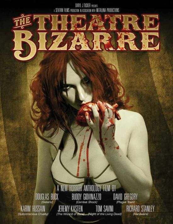 The Theatre Bizarre movie