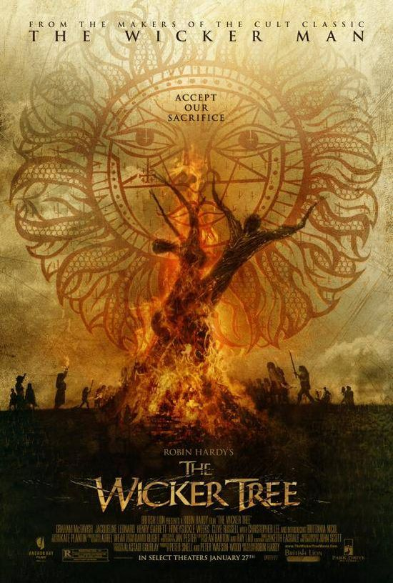 The Wicker Tree movie