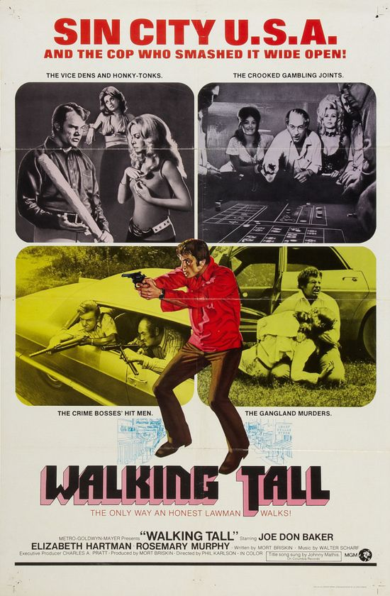 Walking Tall movie
