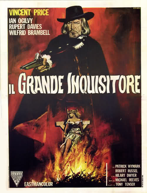 Witchfinder General movie
