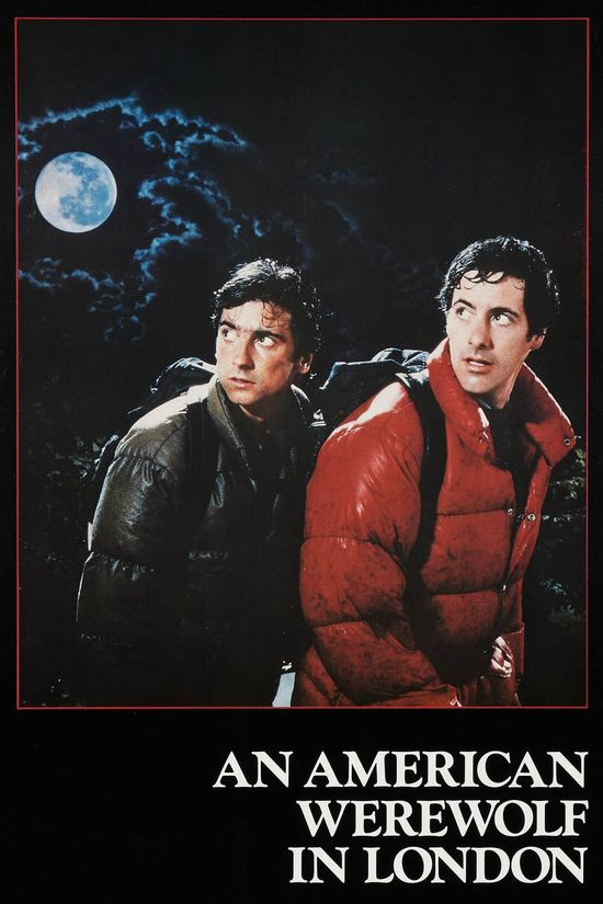 An American Werewolf in London movie