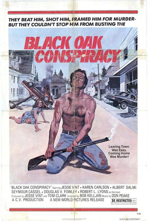 Black Oak Conspiracy movie