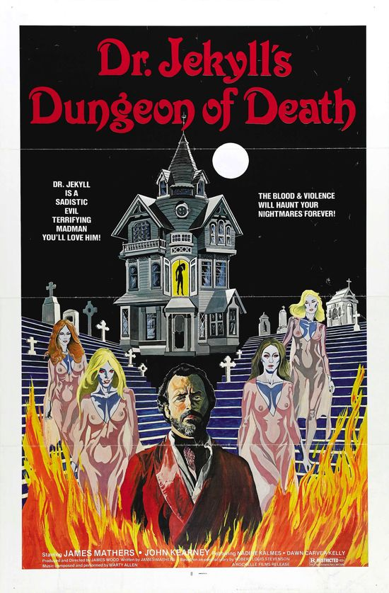 Dr. Jekyll's Dungeon of Death movie