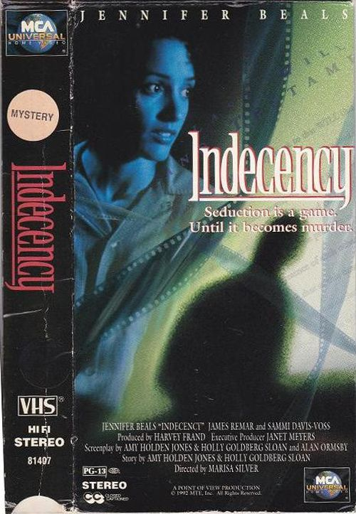 Indecency movie