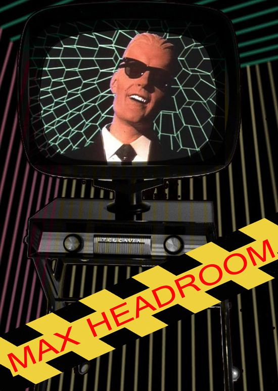 Max Headroom movie