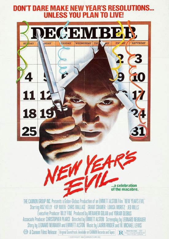 New Year's Evil movie