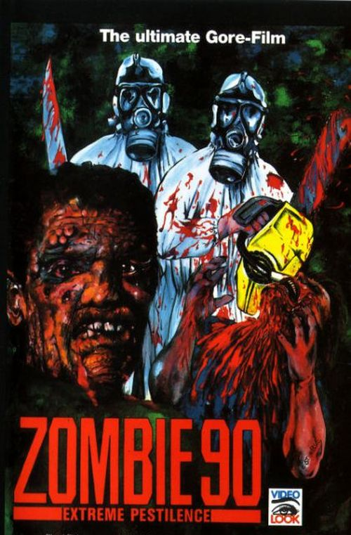 Zombie 90: Extreme Pestilence movie