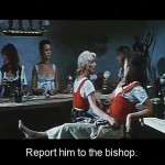 The Lustful Vicar movie